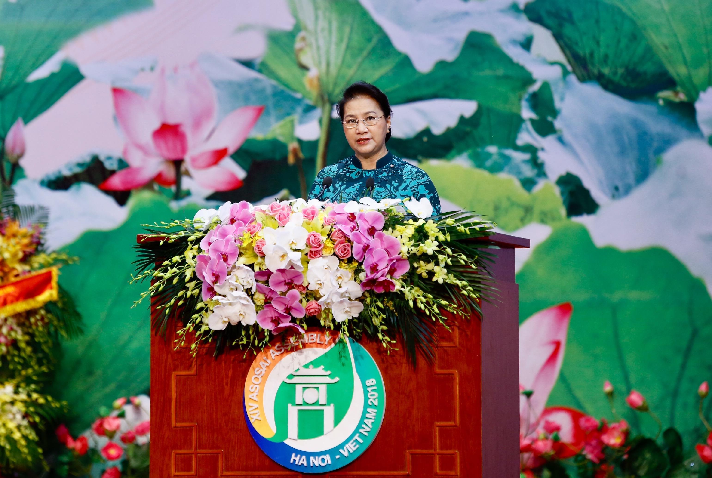 最高审计机关亚洲组织第14届大会正式开幕