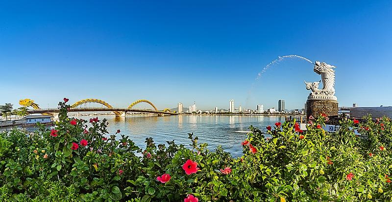 岘港市荣获2018年国家绿色城市称号