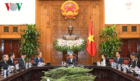 越南与韩国战略合作伙伴关系日益深入发展