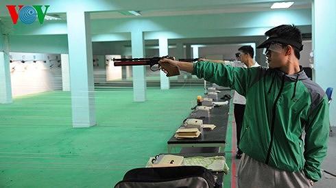 2018年世界射击锦标赛:越南队位列团体第6