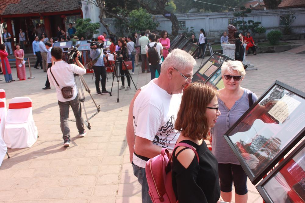 欧洲12个国家旅行社将对河内旅游市场进行考察