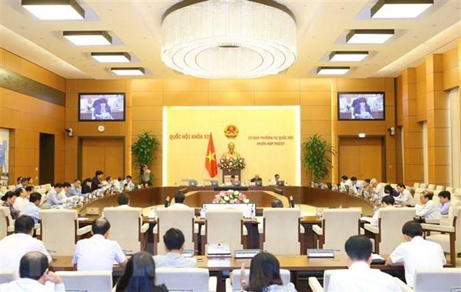越南国会主席阮氏金银:减贫是整个政治体系的共同任务