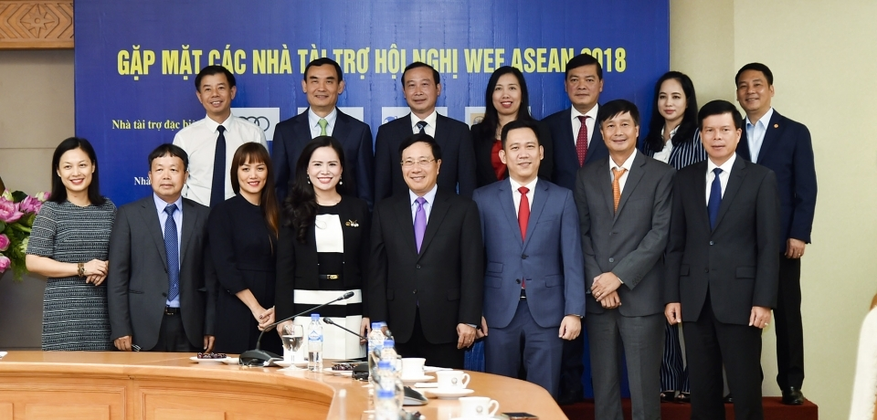 WEF-ASEAN2018:企业与政府同行