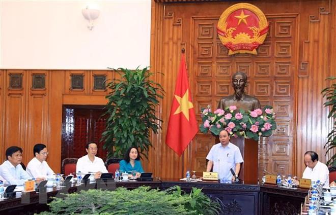 政府总理阮春福:谅山省应注重推动与中国的睦邻友好关系