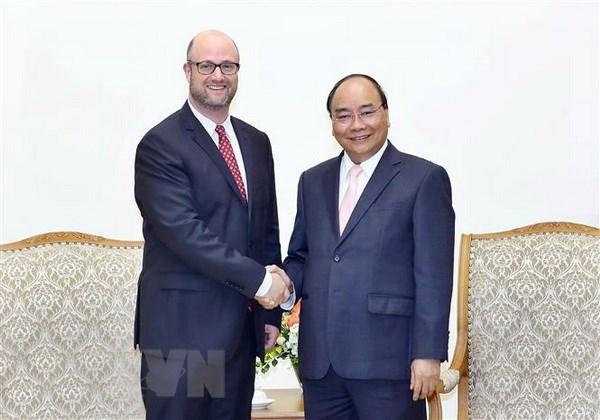 越南希望美国企业推进技术转让