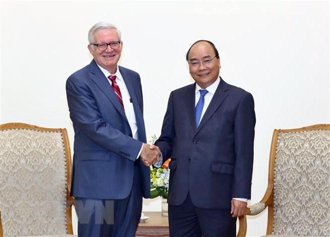 越南为美国企业赴越投资兴业提供便利