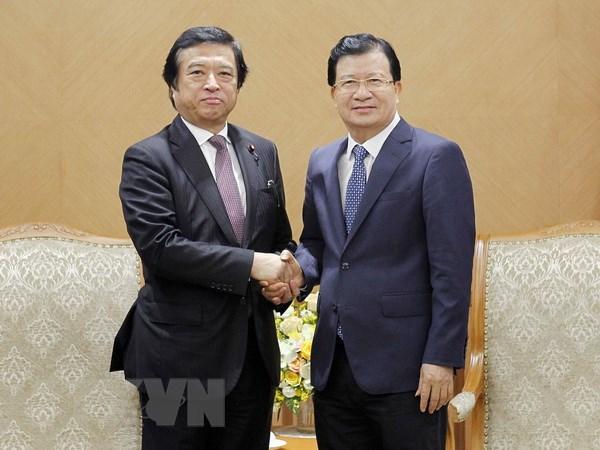 越南和日本促进经济及海洋科学领域的合作