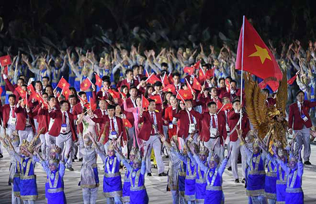 第18届亚运会在印尼雅加达闭幕