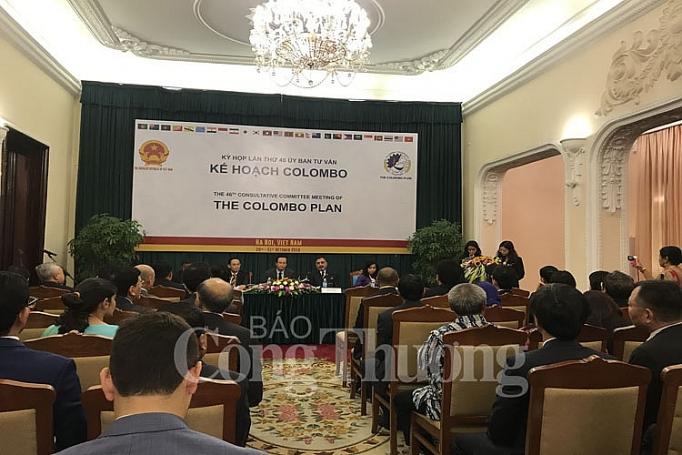 科伦坡计划咨询委员会第46次会议开幕