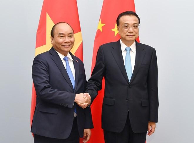 加强越中双方贸易促进活动