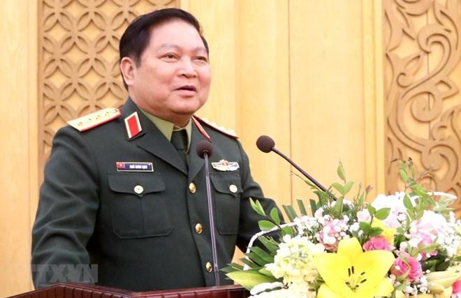 越南国防部部长吴春历大将出席第八届北京香山论坛并对中国进行正式访问