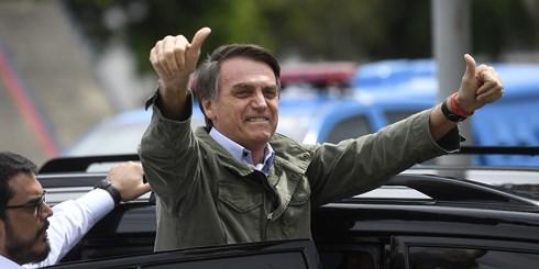 博索纳罗当选巴西新一任总统