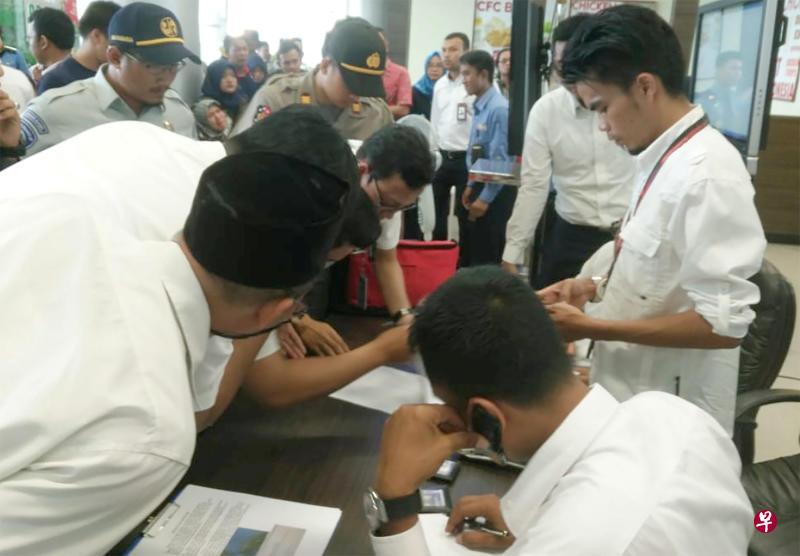 印尼一客机坠海 死伤情况暂不明