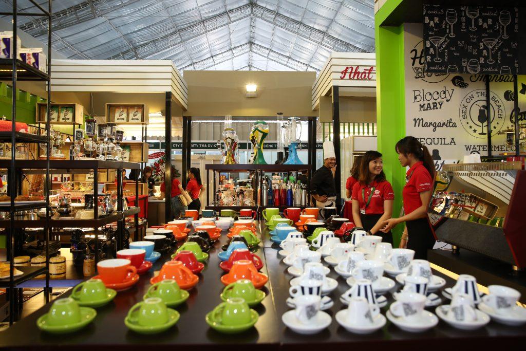 20个国家和地区参加2018河内国际食品和酒店展