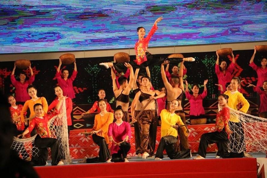 2018旅游年:第二届广宁省东北地区民族体育文化周开幕式举行