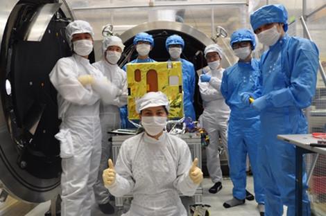 """越南工程师制造的 """"微龙"""" 号卫星将于12月发射升空"""
