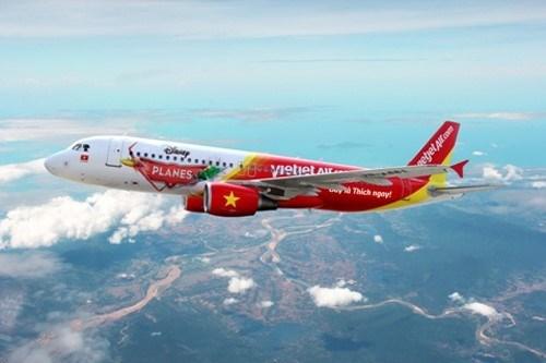 越捷航空公司与日本航空公司联合推出代码共享航班