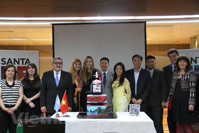 越南加大在阿根廷的旅游推广力度