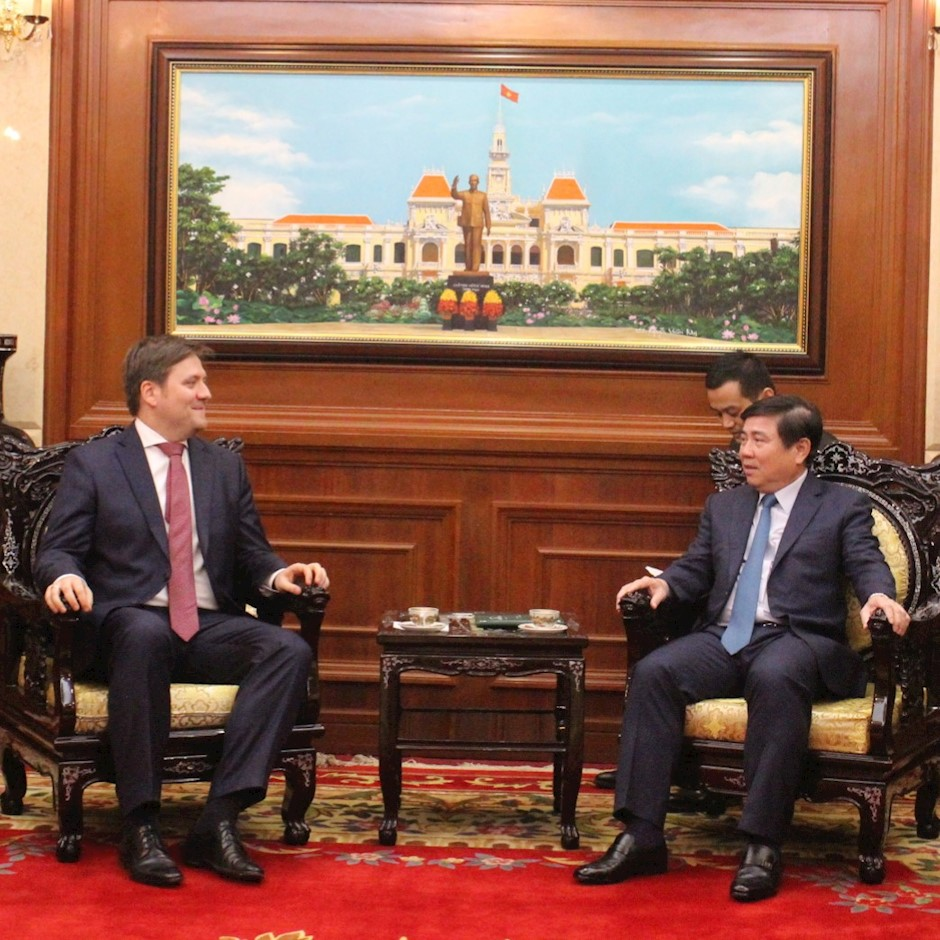 越南与波兰力推多领域合作