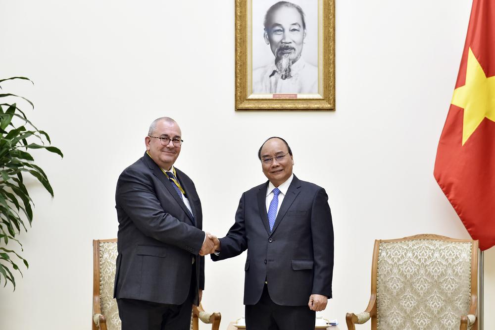 比利时希望越南政府给予该国公民免签待遇