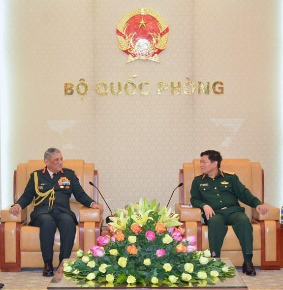 越印两国国防部应进一步加强现有的各合作机制