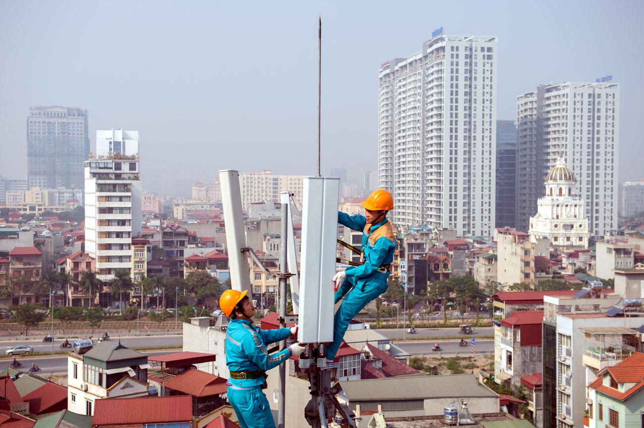 越南军队电信集团拟在2019年试行5G网络