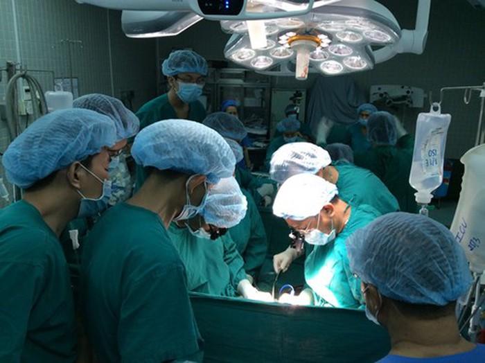 越南器官移植技术的进步