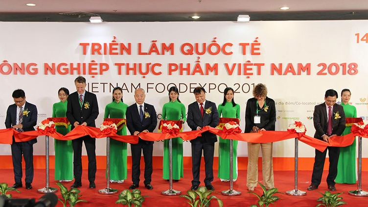 450家企业参加越南国际食品工业展