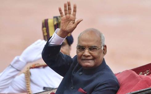 印度总统和夫人即将对越南进行国事访问