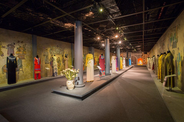 在河内探索2018年越南文化遗产空间