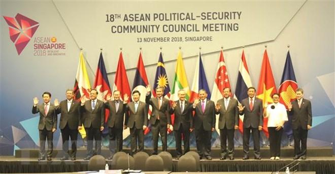 东盟加强团结以应对安全挑战