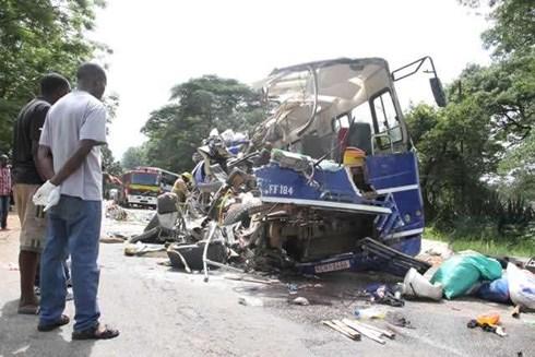 津巴布韦严重交通事故死亡人数上升至50人