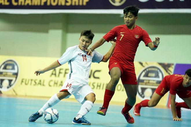 2018年东南亚五人制足球锦标赛:越南队位居第四