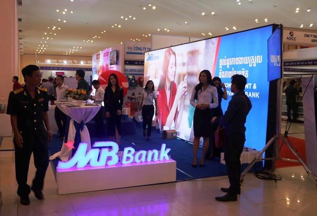 2018年越南贸易博览会在柬埔寨隆重开幕