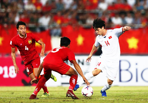 光海、公凤入选2018年AFF Cup两大奖项候选名单