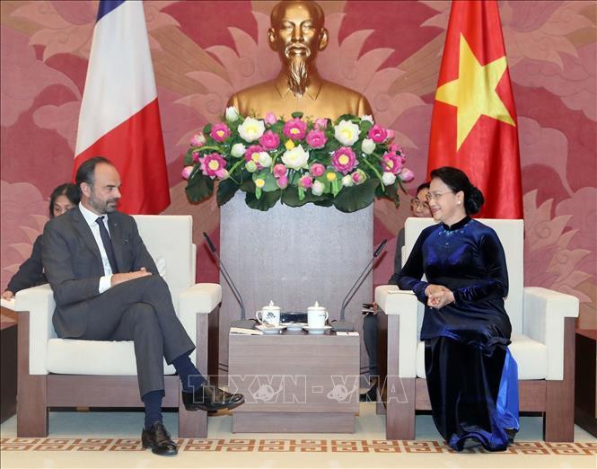 越南一向重视发展与法国的合作关系