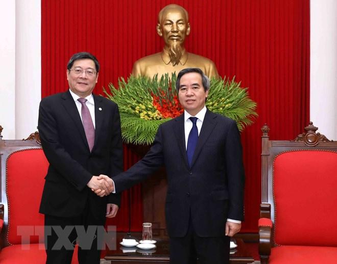 加强中国湖南省与越南各地方间的合作