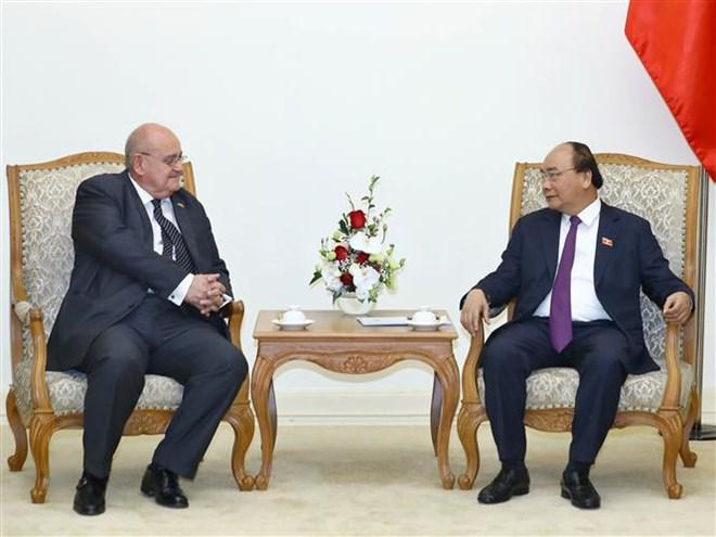 越南一向是巴西的重要合作伙伴