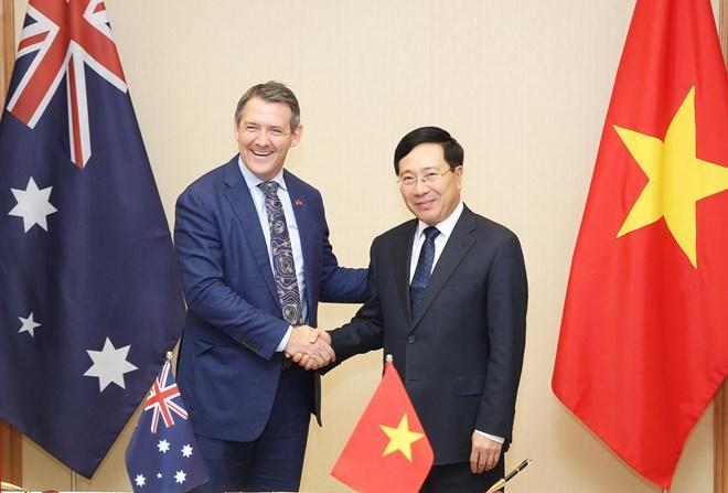 澳大利亚北领地重视加强与越南的关系