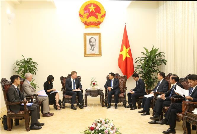 亚行高度重视推进与越南的长期合作