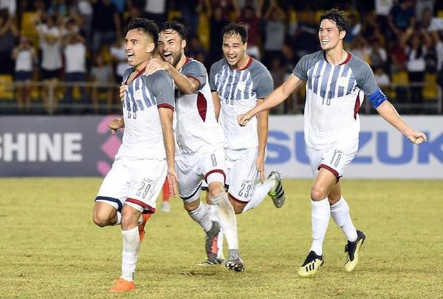 2018年铃木杯东南亚足球锦标赛:菲律宾队小胜新加坡队