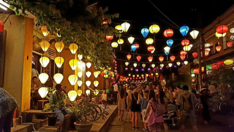 会安古城将于12月4日向游客免费开放