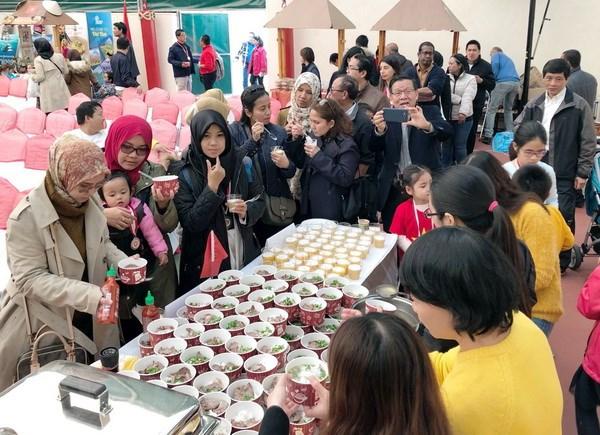 向驻土耳其安卡拉东盟社群推广越南文化