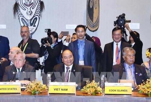 政府总理阮春福圆满结束出席APEC第26届领导人非正式会议之旅