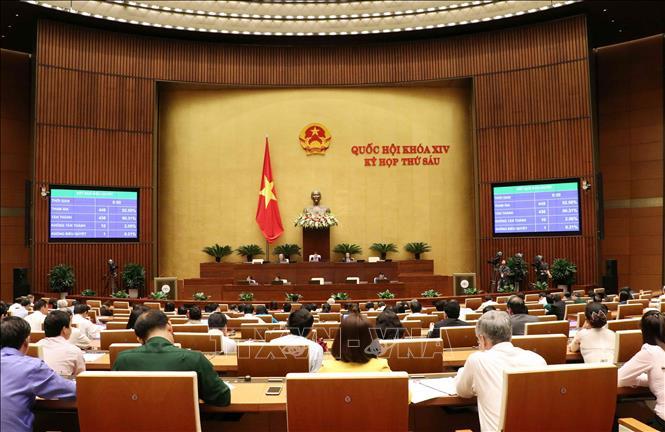 国会通过2019年国家财政预算分配决议