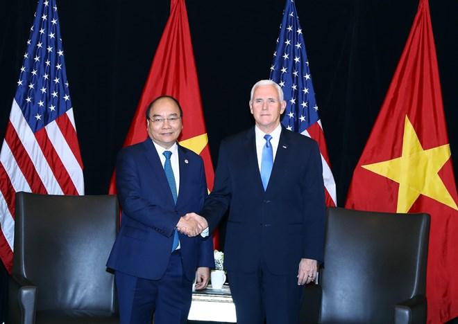 越南一向将美国视为头等重要的伙伴之一