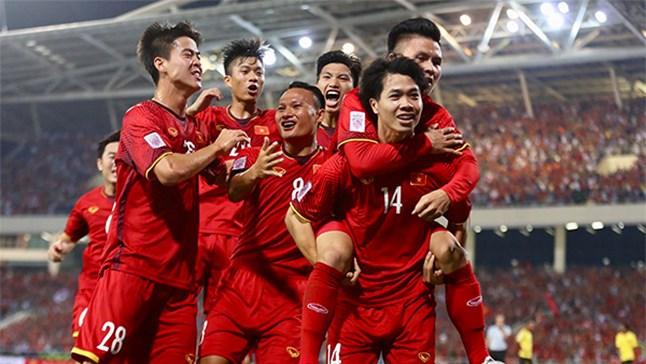 2018年铃木杯东南亚足球锦标赛:越南国家男足队取得二连胜