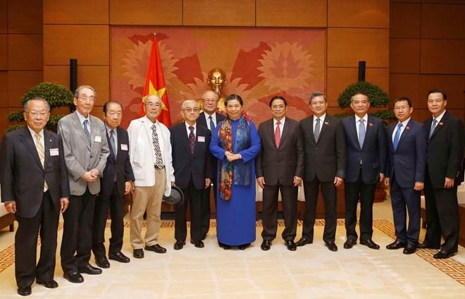建议日本协助越南展开《跨太平洋伙伴关系全面进步协定》