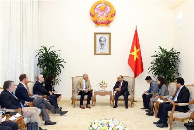 格雷格•诺曼大使表示将为越南旅游的发展贡献力量