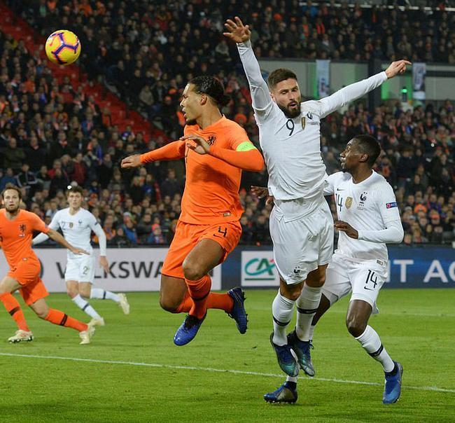 欧国联:荷兰2-0终结法国15场不败